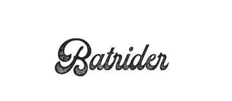 Batrider [2 Font] | The Fonts Master