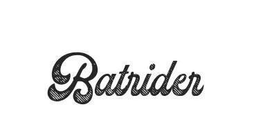 Batrider [2 Font]