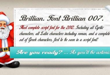 Brillian Super Family [12 Fonts]
