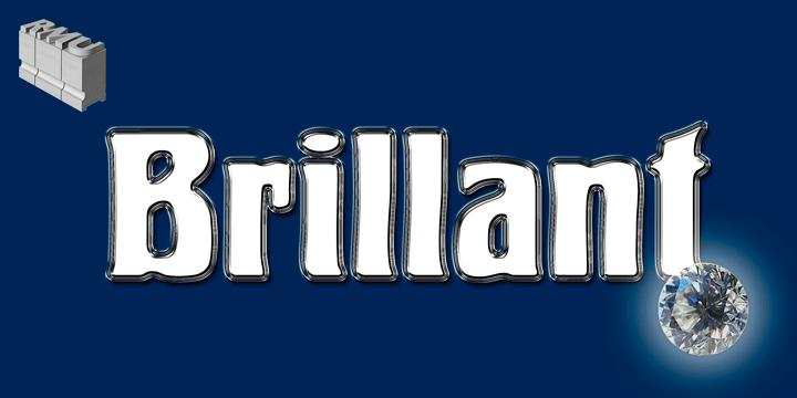 Brillant [1 Font] | The Fonts Master
