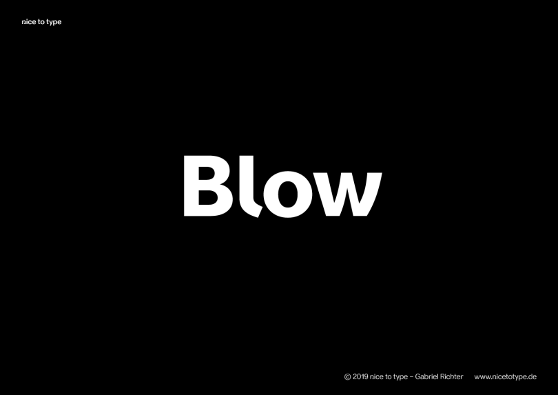 Blow Super Family [5 Fonts] | The Fonts Master