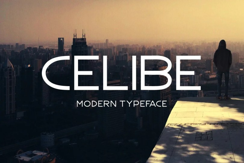 Celibe [1 Font]   The Fonts Master