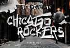 Chicago Rockers [2 Fonts] | The Fonts Master