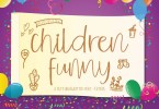 Children Funny [2 Fonts] | The Fonts Master