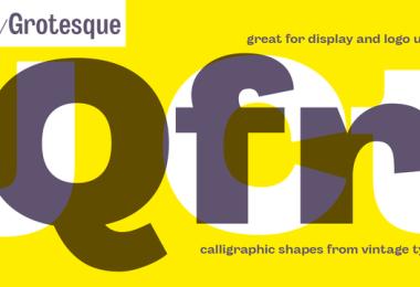 Body Grotesque Super Family [32 Fonts]