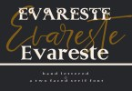 Evareste Duo [3 Fonts] | The Fonts Master