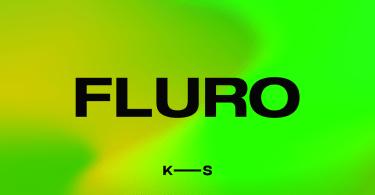Fluro [5 Fonts] | The Fonts Master