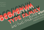 Cocosignum Super Family [10 Fonts] | The Fonts Master