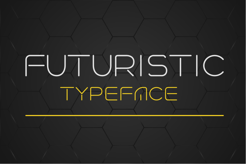 Futuristic [4 Fonts] | The Fonts Master