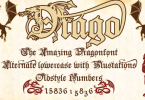 Drago Super Family [9 Fonts] | The Fonts Master