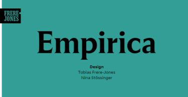 Empirica Super Family [12 Fonts] | The Fonts Master