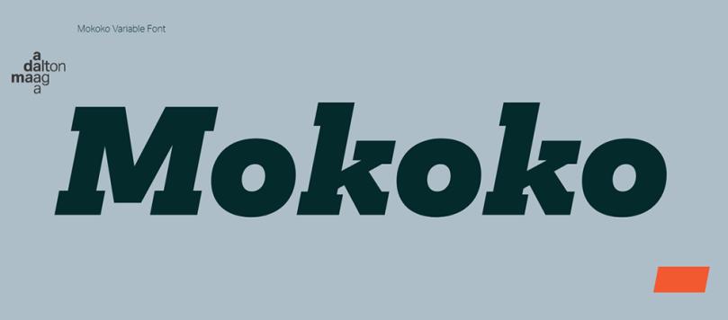 Mokoko Super Family [14 Fonts] | The Fonts Master