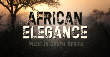 African Elegance [1 Font] | The Fonts Master