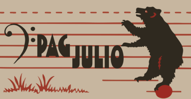 Pag Julio [1 Font] | The Fonts Master