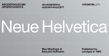 Neue Helvetica Std Super Family [51 Fonts] | The Fonts Master
