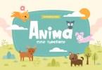 Anima [1 Font] | The Fonts Master