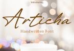 Articha [1 Font] | The Fonts Master