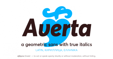 Averta Super Family [32 Fonts] | The Fonts Master