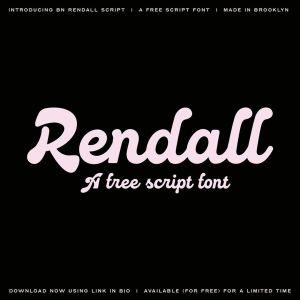 Bn Rendall Script