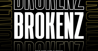 Brokenz [4 Fonts] | The Fonts Master
