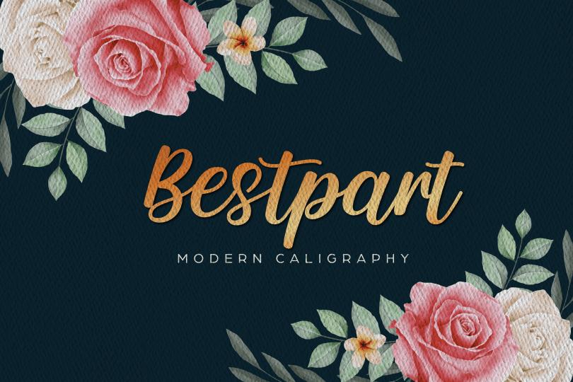 Bestpart [1 Font] | The Fonts Master