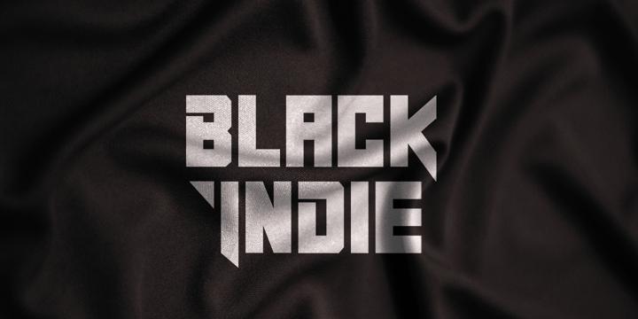 Black Indie [1 Font] | The Fonts Master