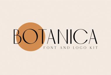 Botanica [1 Font] | The Fonts Master
