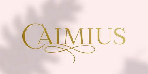 Calmius [14 Fonts] | The Fonts Master