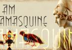 Damasquine [1 Font] | The Fonts Master