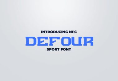 Defour [4 Fonts] | The Fonts Master