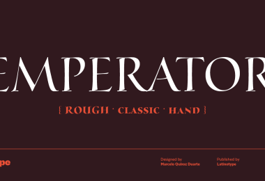 Emperator Super Family [17 Fonts] | The Fonts Master