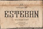 Esteban [1 Font] | The Fonts Master