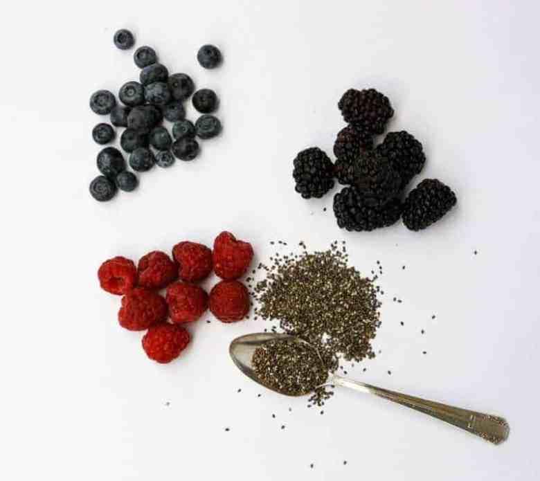 Berries & Black Chia