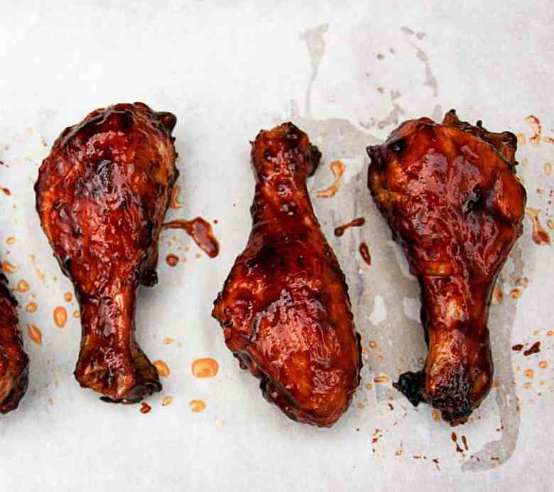 Tandoori Chicken Drumsticks