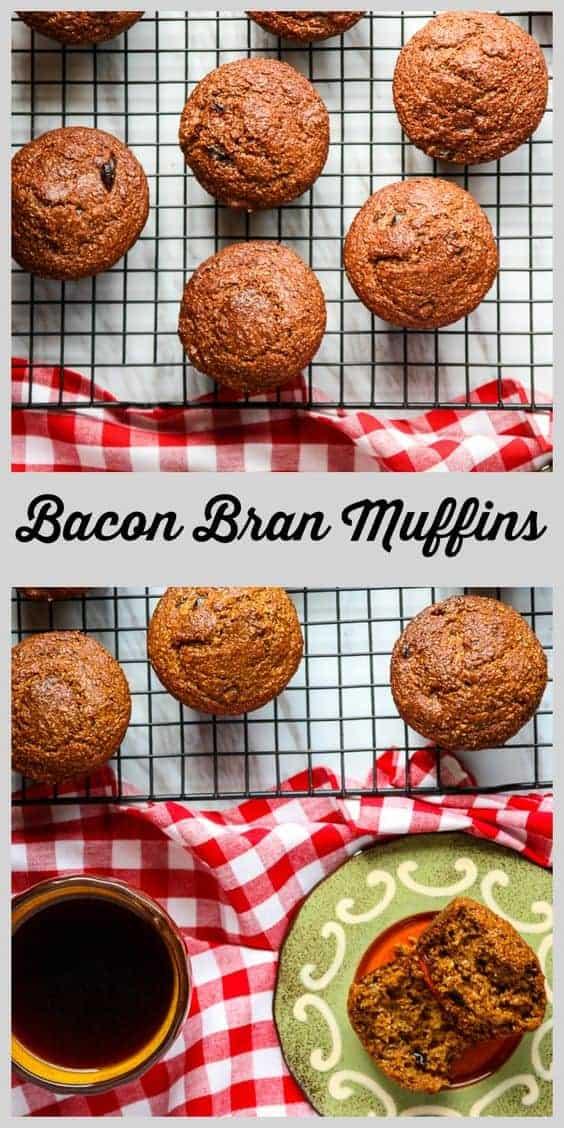 Bacon Bran Muffins