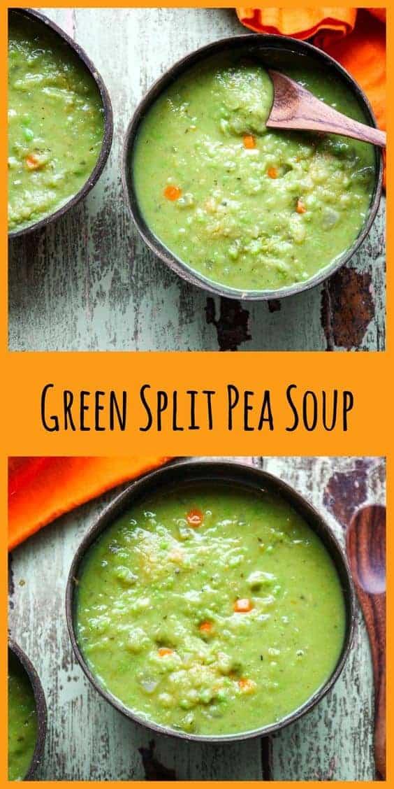 Green Split Pea Soup
