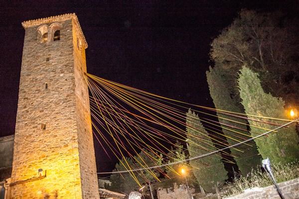 Apertura Porta Santa Basilica Muggia Vecchia.