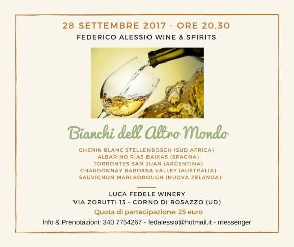 Federico Alessio Wine and Spirits