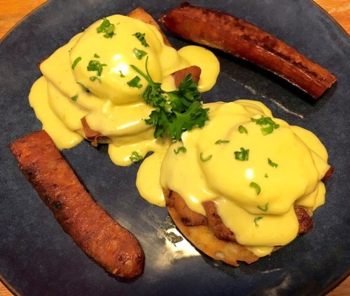 Recipe – Homemade Hollandaise Sauce