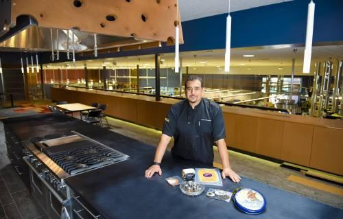 Chef James Montejano - Seaside Market