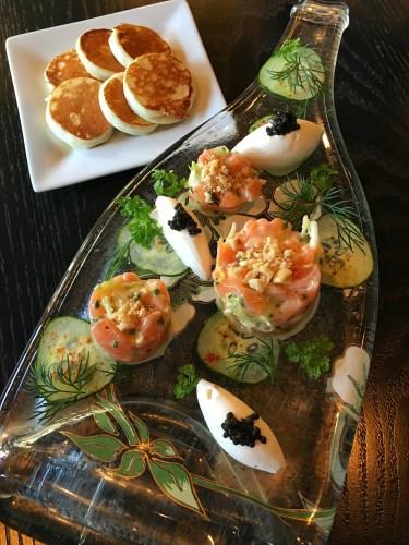Salmon Tartare - The Foodie Whisperer