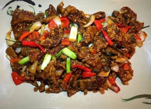 Spicy Beijing Beef