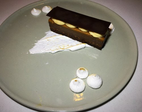 Pacific Standard coastal kitchen take on reese's peanut butter cup