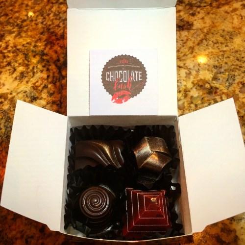Ashley Drake, The Chocolate Lush
