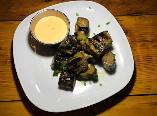 Garden Kitchen wagyu steak bites