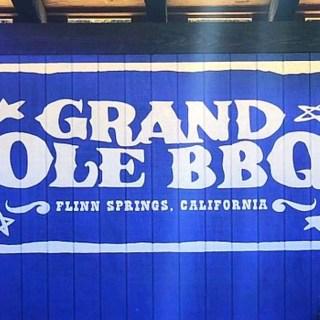 Grand Ole BBQ Flinn Springs