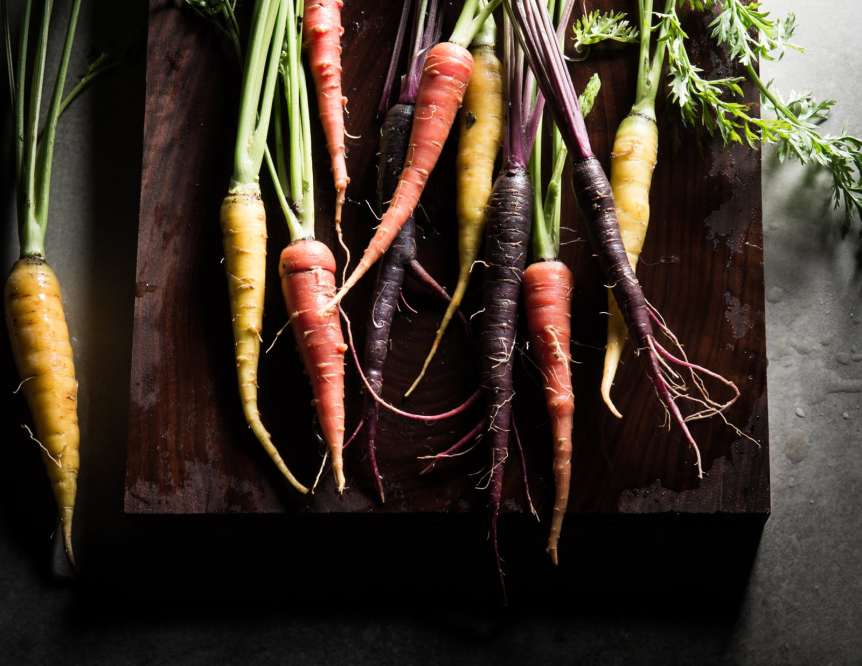 Manny Rodriguez Still Life Photography, commercial food, food photography, advertising, restaurant, editorial, cookbooks, cook book, carrots