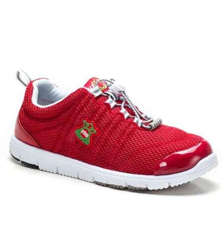 Kroten Travelwalker W3209 Red1 - Kroten Footwear Range
