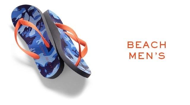 Vionic Beach Mens - Vionic Footwear Range