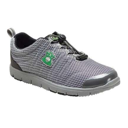 W3209 Travelwalker Silver Black - Kroten Footwear Range